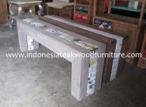 Revita Teak Console Table - New Arrival of November 2014 Ready to be delivered to you.  Grab them now!  zayuk@wisanka.com