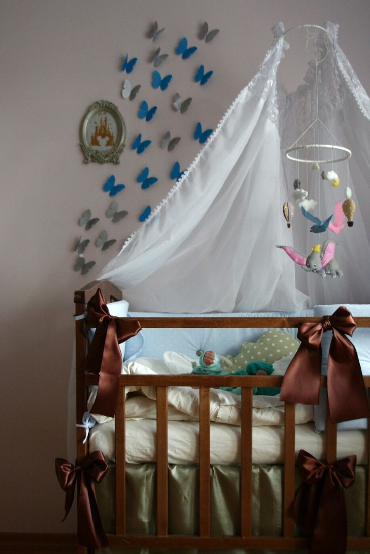 Disney Nursery, baby, by Lera Bruner , @rosesonthestone
