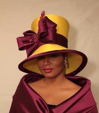 2014 - Shellie McDowell Hat