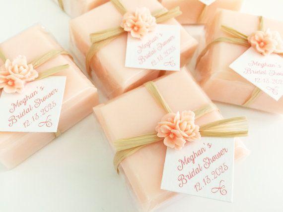 Savon de faveur faveur savons douche par SweetClementineSoaps