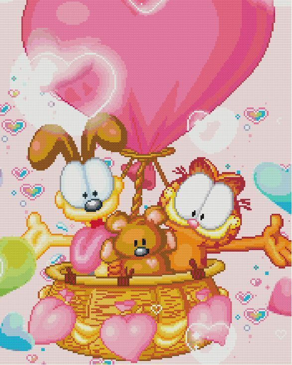 638 best Garfield images – Garfield Valentine Cards