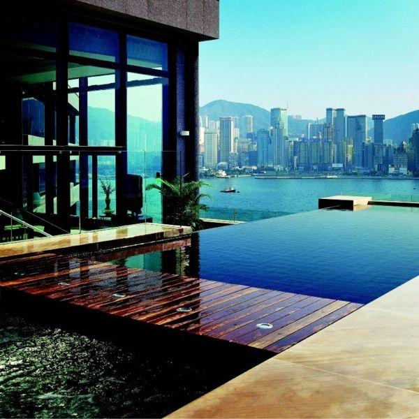 Intercontinental Hotel - Hong Kong