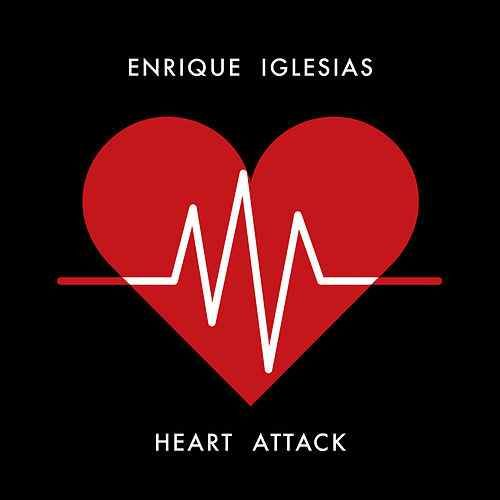 Enrique Iglesias: Heart Attack (CD Single) - 2013.