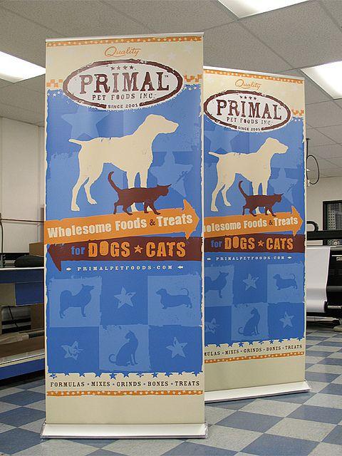 Best Pullup Roller Banners Images On Pinterest Roller - Vertical vinyl banners