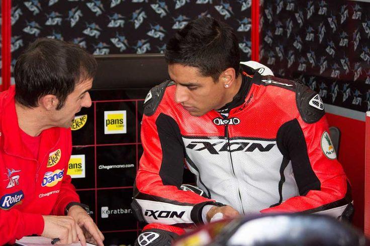 Jerez recibe a los pilotos de Moto2 | La Revista De Motos