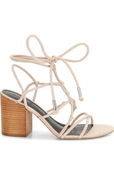 Rebecca Minkoff Carmela Lace-Up Sandal (Women) available at #Nordstrom