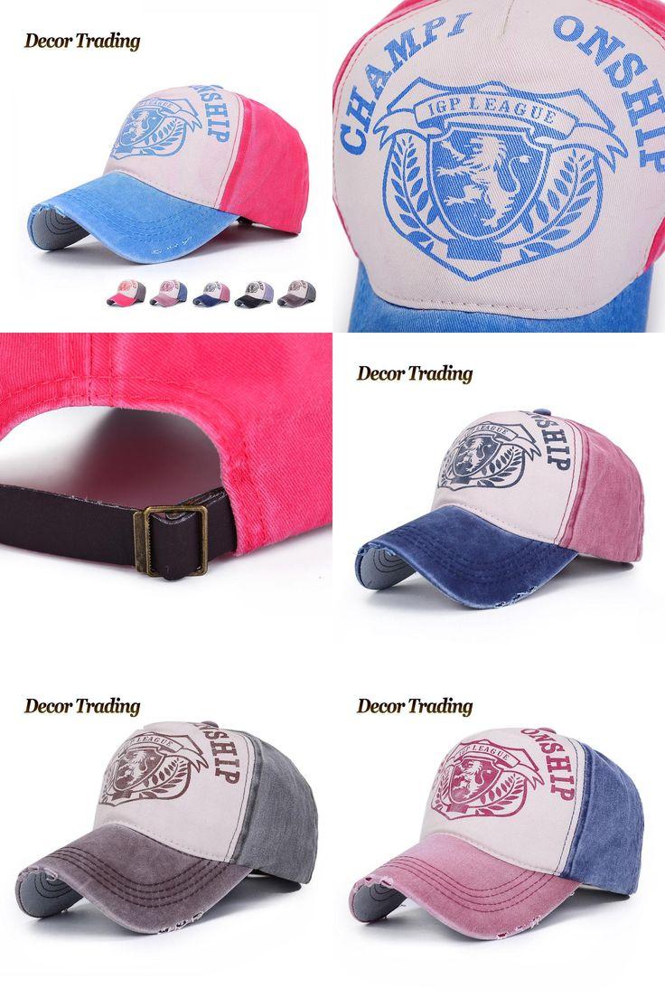 [Visit to Buy] 2015 Fashion Brand   Snapback Baseball Caps For Women Letter Stamp Hip Hop Vinage Bone Aba Reta Cap Mens Sun Hats #Advertisement