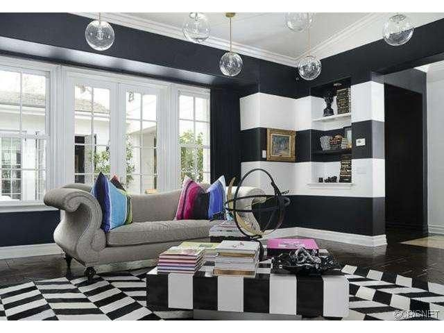 109 best images about kourtney kardashian house on Kourtney kardashian living room curtains