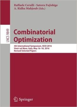 Combinatorial Optimization free ebook