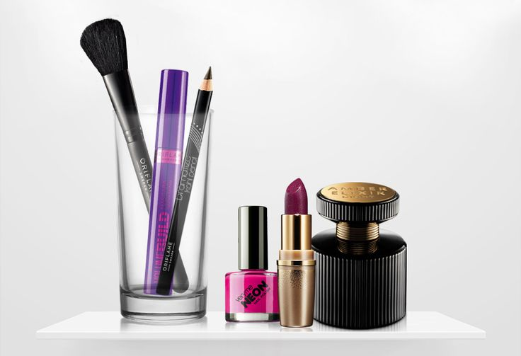 There is something for everyone at www.oriflame.com