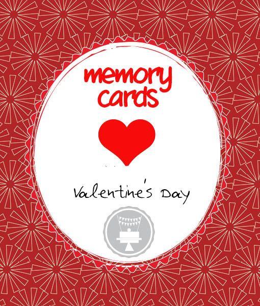 Valentine's Day | Memory Game