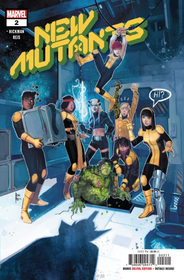 Sam Guthrie Has A Dad Bod In New Mutants 2 Preview In 2020 Marvel Comics X Men