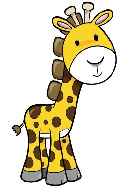 80 best clipart giraffe images on pinterest giraffes jungles rh pinterest com clipart giraffe head clipart images of giraffe