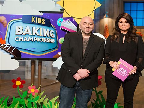 Kids Baking Q and A : Valerie Bertinelli and Duff Goldman answer questions about baking.