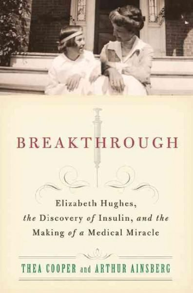 It is 1919 and Elizabeth Hughes, the eleven-year-old daughter of America's most-distinguished jurist and politician, Charles Evans Hughes, has been diagnosed with juvenile diabetes. It is essentially