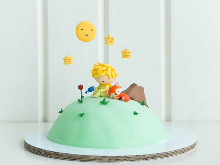 So sweet - The Little Prince cake