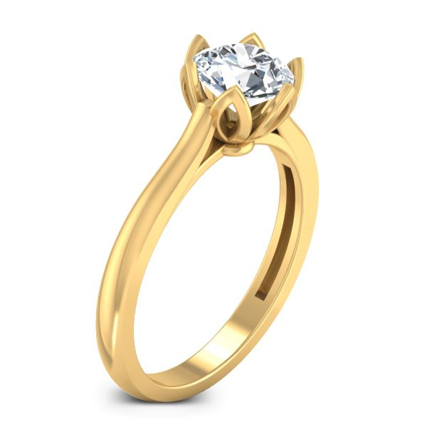 Evermore Solitaire Ring solitaire ring