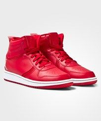 NIKE Jordan Heritage Red GYM RED / WHITE