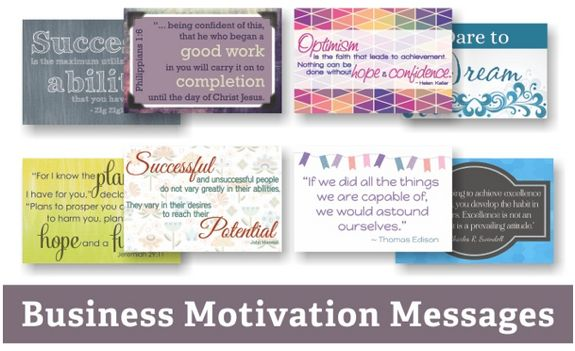 Free Printable Inspiration Cards for Entrepreneurs & Small Business Owners