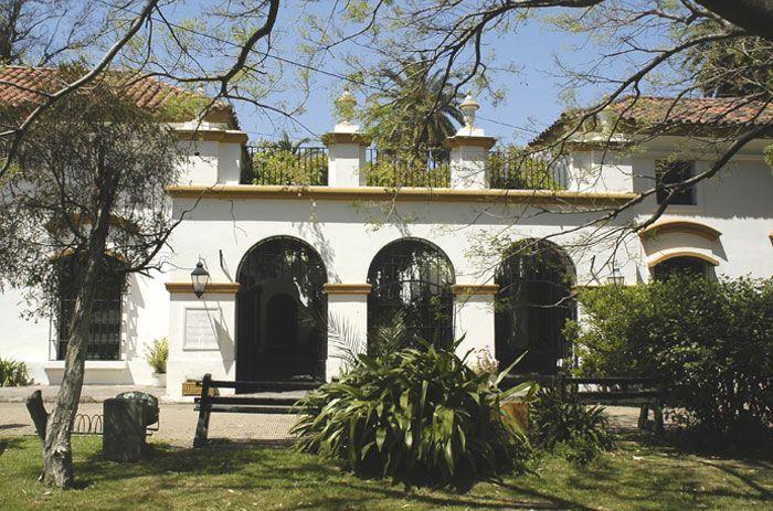 Museo Saavedra, Ciudad Autónoma de Buenos Aires.
