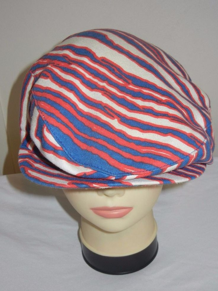 VTG Buffalo Bills adult fitted 7 - 7 1/8 Zubaz skully hat Patriots Giants NFL #Zubaz #BuffaloBills