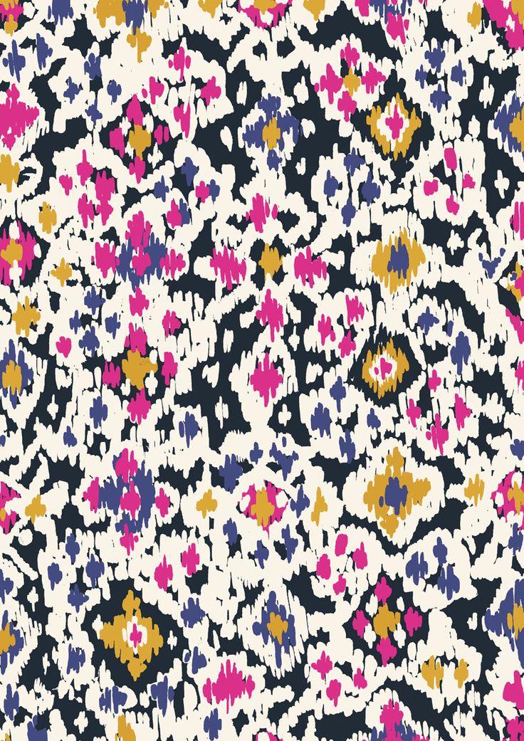 folk pattern by Minakani