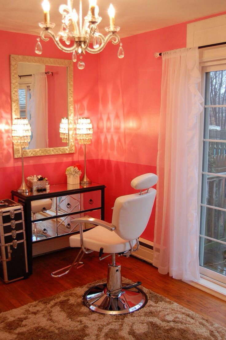 Best Images About Beauty Home Salon Decor Ideas 40 Best: 193 Best Images About Makeup Studio & Design On Pinterest