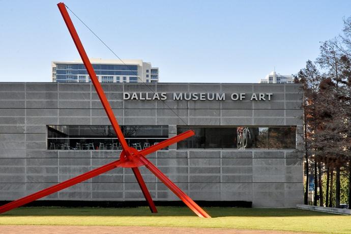 Dallas Museum of Art Edward Larrabee Barnes 1984 / 1993, addition Dallas, Texas, USA Photography, 2010