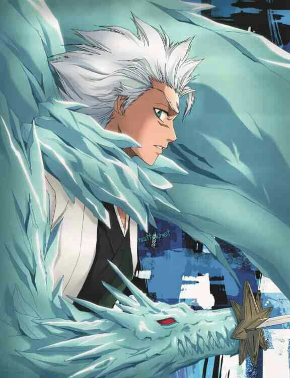 698 Best Toshiro Hitsugaya Images On Pinterest