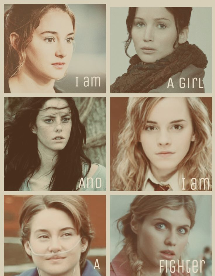 Tris Prior Divergent~ Katniss Everdeen The Hunger Games ~ Teresa Agnes The Maze Runner ~ Herminoe Granger Harry Potter ~ Hazel Grace Lancaster TFIOS ~ Annabeth Chase Percy Jackson. Books - womens books - http://amzn.to/2j4SKjW