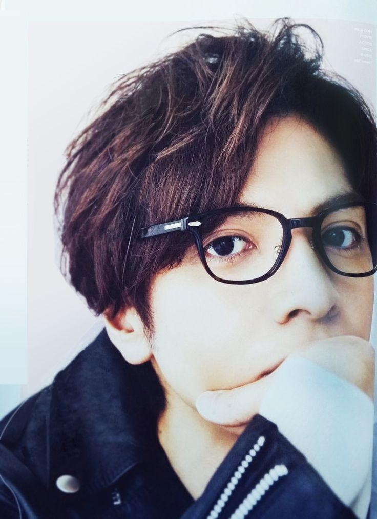メガネが似合う生田斗真