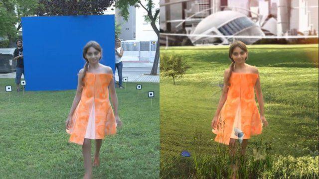 VFX Breakdown. Layers.