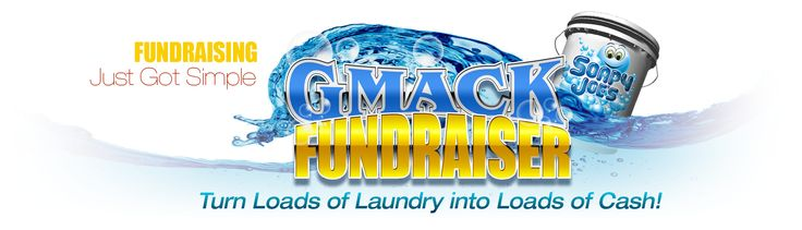 The ORIGINAL Laundry Detergent Fundraising company... and THE BEST! #SoapyJoes #GMACKFundraiser #laundrydetergentfundraiser #schoolfundraiser #fundraisingideas #5gallonbucketofsoap #tidefundraiser