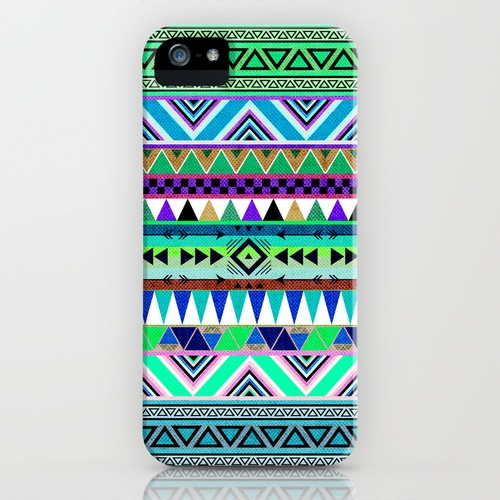 Aztec iPhone Case, really cute!