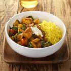 Een heerlijk recept: Indiase curry met kip paprika en paksoi