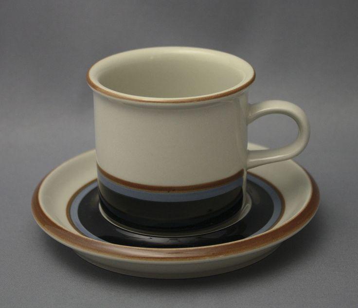 Arabia, kahvikuppi, Taika - 1980-luku #kadonnutkasari #kasari