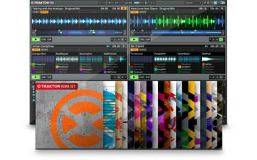 Traktor : Dj Software : Traktor Pro 2 : Traktor Remix Sets | Products