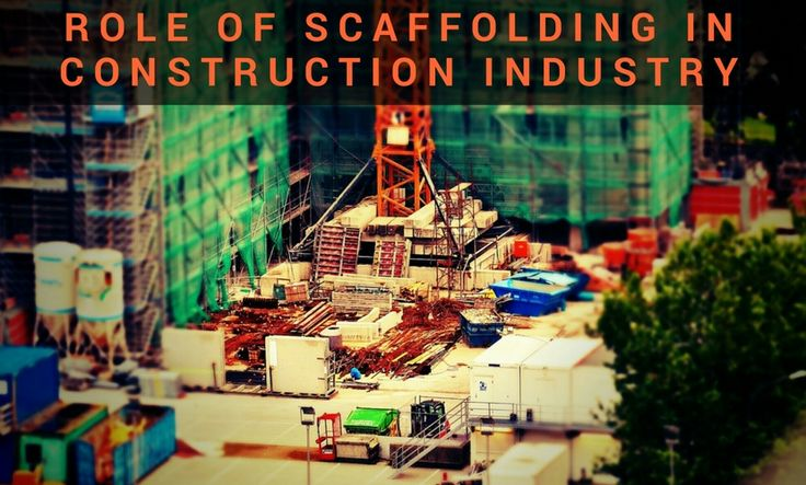 Scaffolding provides a safe platform to workers while working at height. Know what is scaffolding and how it plays a crucial role in the construction industry.  #Scaffold #Height #Construction #Work #Safety