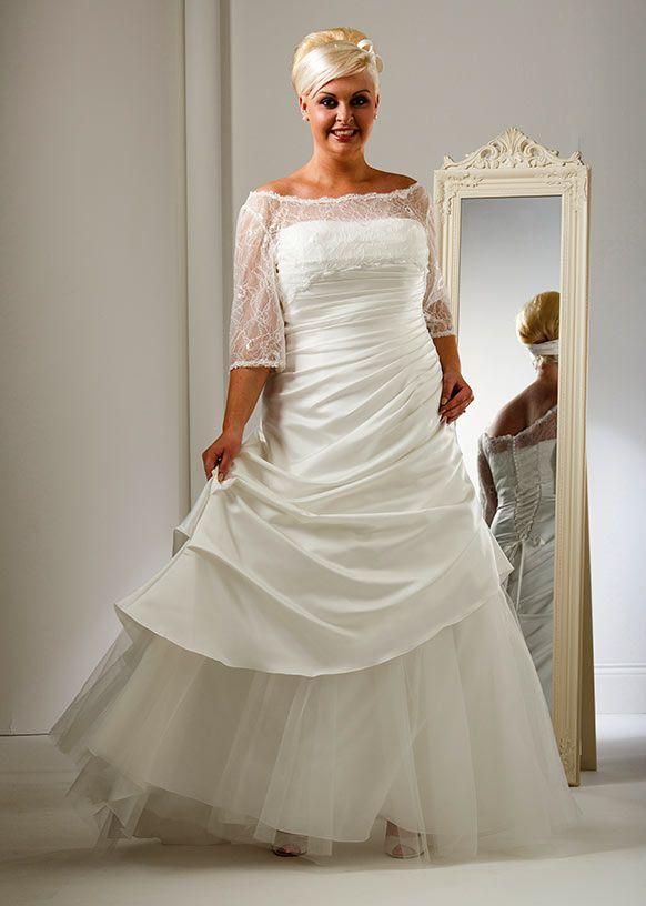 Cheap plus size wedding dresses glasgow