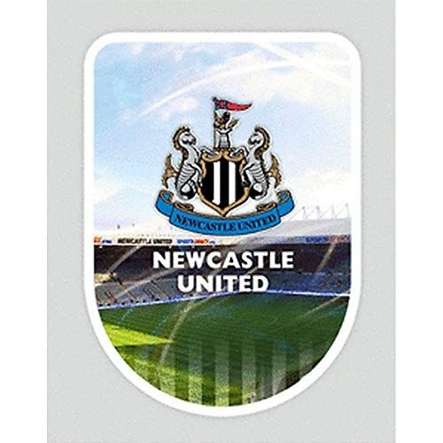 Newcastle United FC gro/Ã/Ÿer 3D Sticker