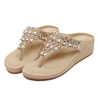 Womens Jewelled Cashmere Slingback Sandals ( 3 Colours )