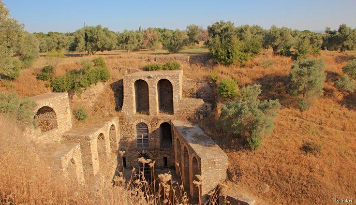 Tralleis Antik Kenti Yeraltı Giriş Alanı - Aydın by Fikri59