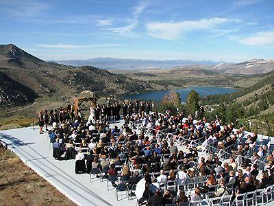 Mammoth Resorts Mammoth Lakes California Wedding Venues 3