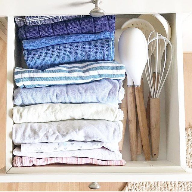 Beautifully Sorted The Konmari Method Of Folding Is Applicable