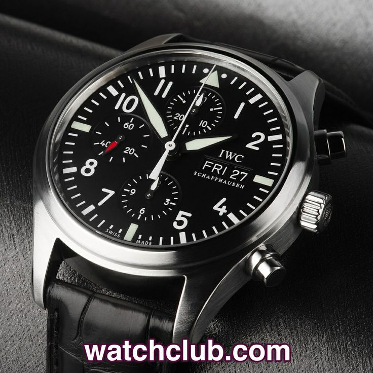 how to tell a real iwc watch
