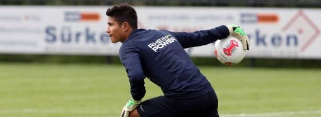 Roland Müller, msv duisburg, goalkeeper