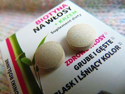 Sprawdź opinie z testujeiopiniuje.blogspot.com na temat produktu Biotyna na włosy + Krzem