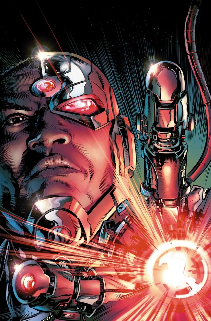 CYBORG: REBIRTH #1 Written by JOHN SEMPER JR. Art by PAUL PELLETIER, SANDRA HOPE and TONY KORDOS Cover by WILL CONRAD