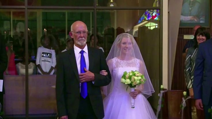 Celebrate Rob and Claire's live streaming wedding