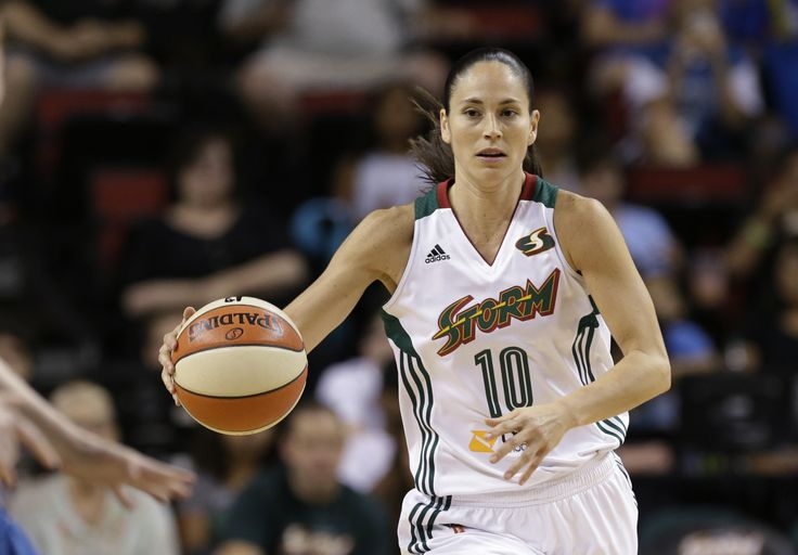 WNBA announces 2017 All-Star Game will be held in Seattle, which Sue Bird promises won't be rainy | For The Win